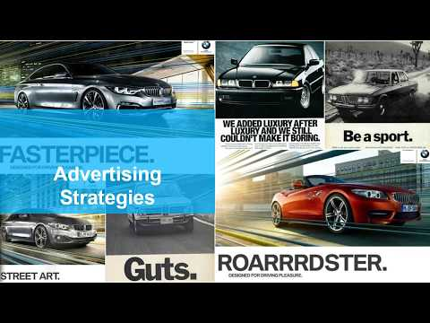 BMW Case Study -  Marketing Excellence