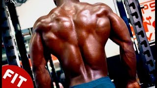 SIX GREAT EXERCISES FOR A BIGGER BACK