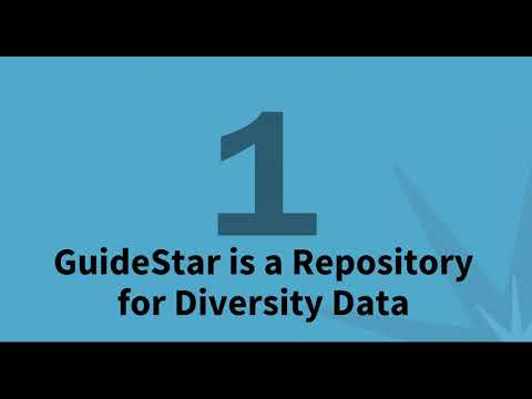 Diversity, Equity, and Inclusion in Philanthropy: Building the Data Infrastructure with GuideStar