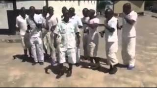 Akarowerwa Zimbabwe prisoners choir 2016