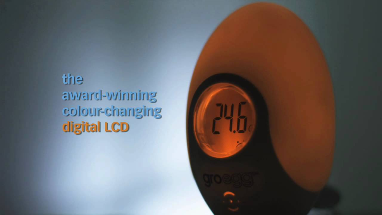 the gro company ei raum thermometer ab 25 72 preisvergleich bei. Black Bedroom Furniture Sets. Home Design Ideas