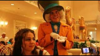 the mad hatter for breakfast