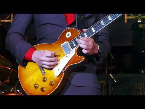 Joe Bonamassa~Tribute To Clapton, Beck And Page On The KTBA 2017 Cruise
