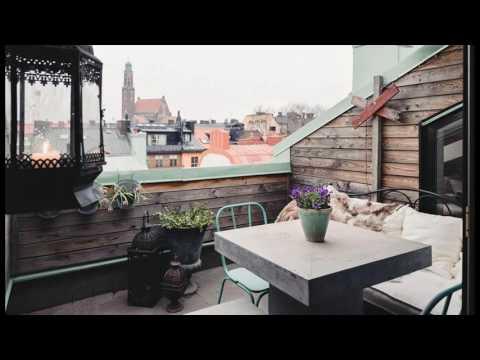 Extremely Wonderful Loft Concept in Stockholm, Sweden