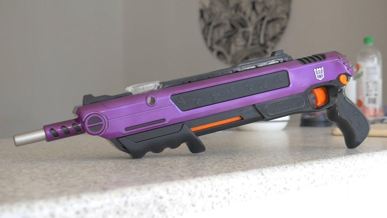 bug a salt assault 2 0 custom paint silver metallic purple