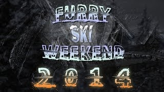 Animals on the Slopes - Furry Ski Weekend 2014