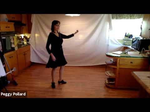 Shelter At Home Dance Lesson #3 Polka & Tokyo Polka