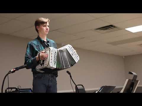 A super A Flat Hengel Concertina! - Jake Minar Bastyr