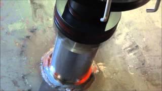Kotteren van gaten en cilinders