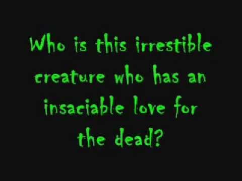 Living Dead Girl by Rob Zombie Lyrics