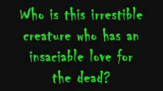 Living Dead Girl by Rob Zombie Lyrics