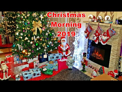 Opening Christmas Presents Part 1 Youtube