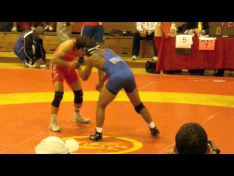 2009 Canada Cup: 66 kg Ali Emkani vs. USA