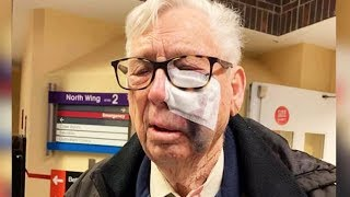 90-year-old Newfoundland man badly beaten in road rage incident