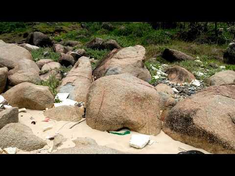 Tuyệt đẹp VŨNG BỒI ĐỀ GI BÌNH ĐỊNH - Wonderful seashore in De Gi Binh Dinh Province
