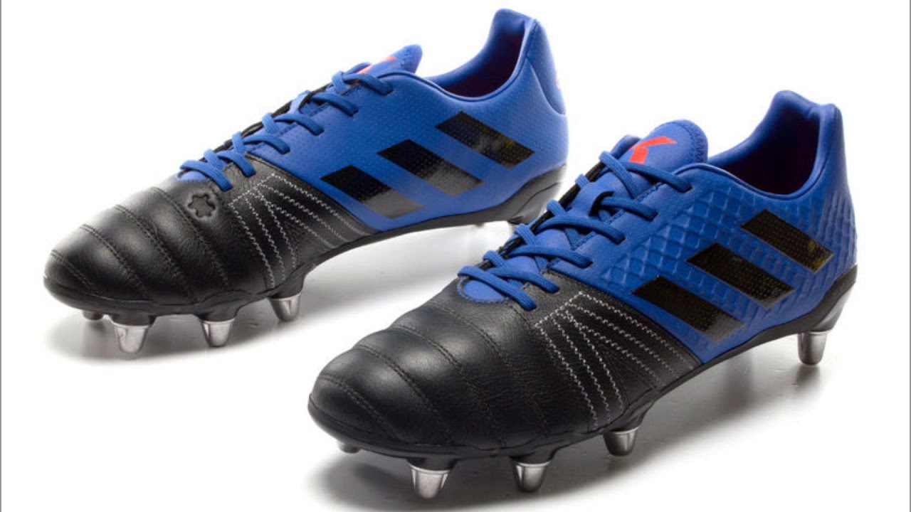 adidas KAKARI ELITE SG Rugby Boots BLUEORANGE RUGBY BOOTS