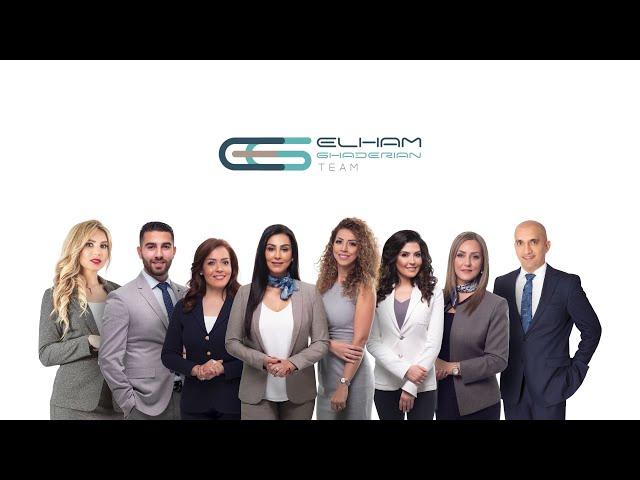 Best Real Estate agant In Toronto,Elham Ghaderiyan