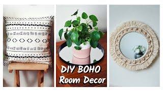 Zara Home Ürünlerini Evde Kendiniz Yapın! / DIY BOHO ROOM DECOR