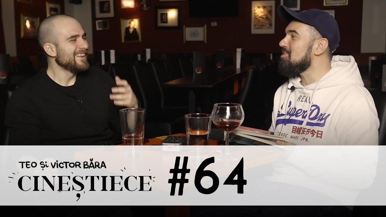 #64 | Iisus e dac și Ramtha Cuanticu' | CineȘtieCe Podcast cu Teo și Victor Băra