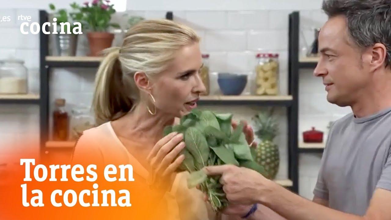 Dorada con crema de calabaza torres en la cocina rtve for Torres en la cocina youtube