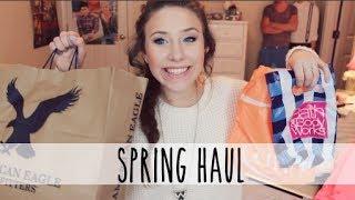 Spring Haul | American Eagle, PacSun & More