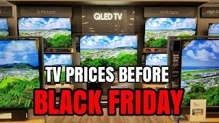 BestBuy trip Prices before Black Friday