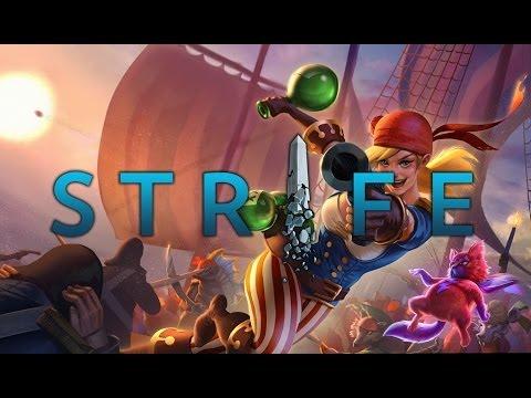 видео: strife  - Обзор