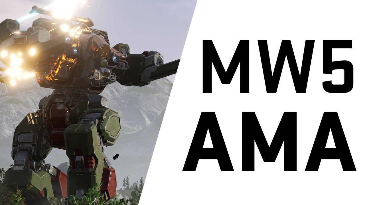 MWO: Forums - Mw5 Ama April 10, 2019