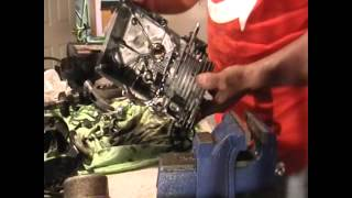 Scrapping a Lawn Mower Denver  CO