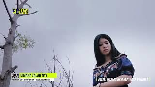 LAGU ENAK MALAYSIA Thomas Arya Feat Elsa Pitaloka - Dimana Salahnya [Slow Rock Terbaru 2019 ]