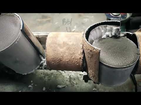 Удаление катализатора Mazda 6 замена на пламегаситель Tofris. Замена лямбда-зонда в Тольятти