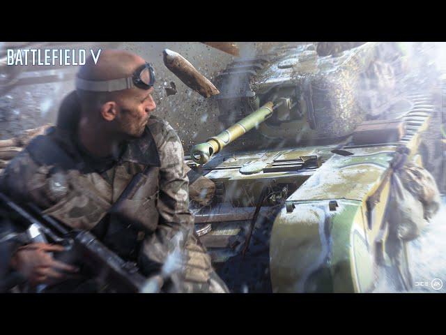 Battlefield 5 Official Multiplayer Trailer