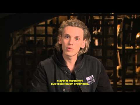 Jamie Campbell Bower Best/Funny Moments