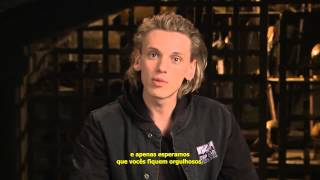 Jamie Campbell Bower Best/Funny Moments YouTube Videos
