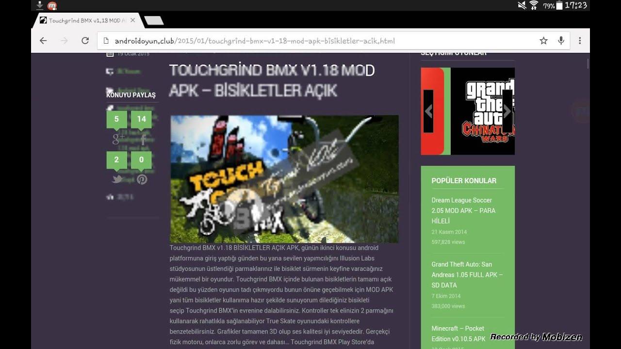 touchgrind apk full
