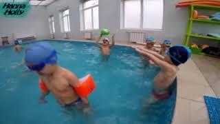 Видео уроки по плаванию  Дети 3-6 лет