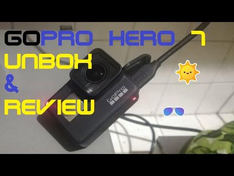 GoPro Hero 7, unbox and review #GoPro #Hero7 #RoadCrewTravels #TeamLolo