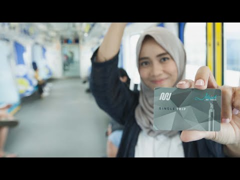 Mau Naik MRT Jakarta? Simak Dulu Caranya, Guys!