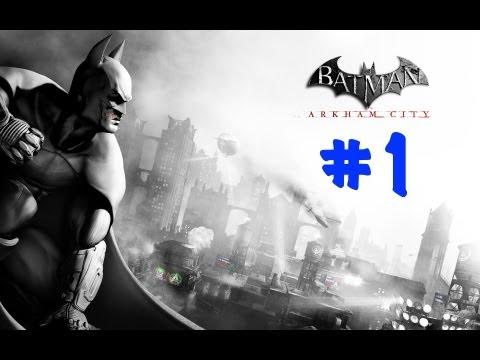 Batman Arkham City Guía Completa HD - PS3/Xbox360/PC - Gameplay Comentado, Español - Episodio 1