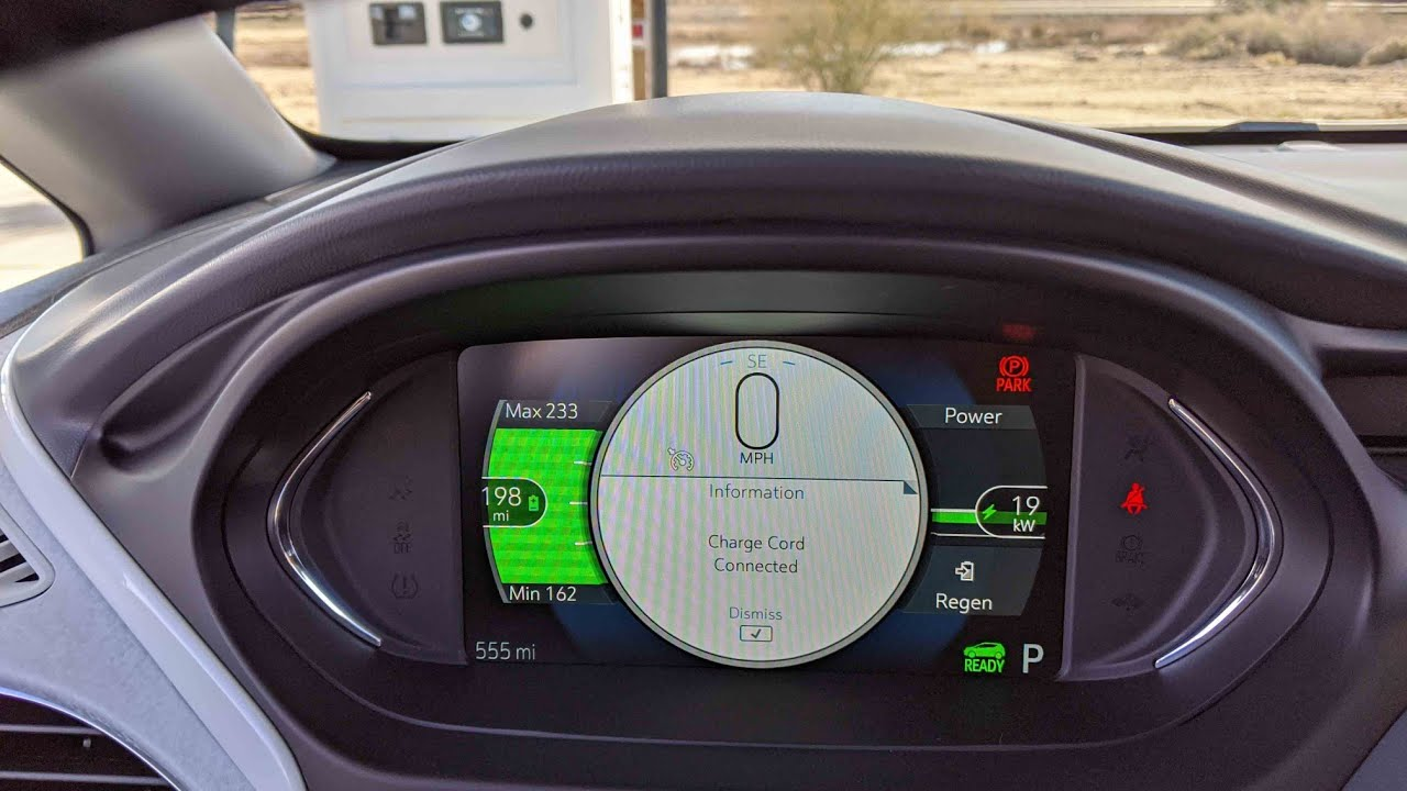 2020 Chevrolet Bolt Ev Dc Fast Charging Curve 4 To 99 Youtube