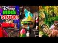 Top 10 Disney Ride Breakdowns Pt 2 | Stuck on Disney Rides