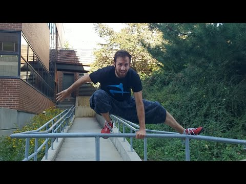 Live Parkour And Free Running Tutorials