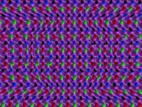 3D Magic Eye Picture