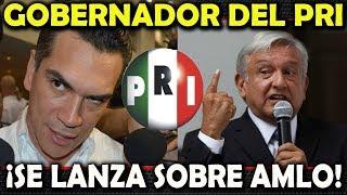 GOBERNADOR DE CAMPECHE SE LANZA SOBRE LÓPEZ OBRADOR - CAMPECHANEANDO