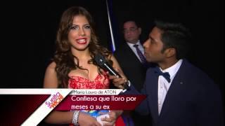 Suelta El Wichi - Maria Laura confiesa que ha llorado por amor
