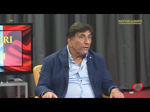 """Elettori & Eletti: Mimmo Briguglio, candidato lista """"Con Emiliano"""" al consiglio comunale di Trani"""