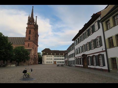 Losing my religion in Basel VLOG 29 8 July 2016