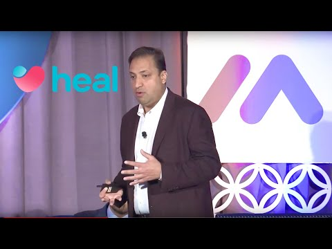 Heal CEO Nick Desai Speaks at Momentum 2018 Conference ...