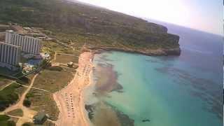 Son Bou Playa en Menorca