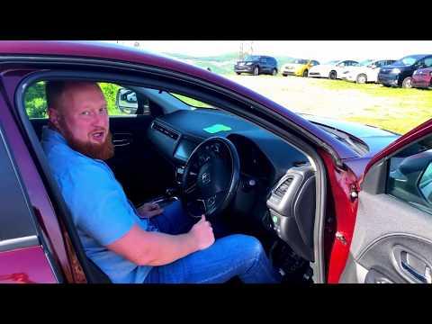 Honda Vezel Hybrid конкурент Toyota C-hr